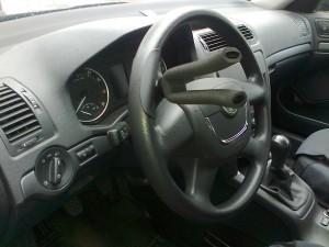 Uchwyt na kierownicę(widełkowy)