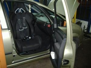 Opel Meriva fotel WRX