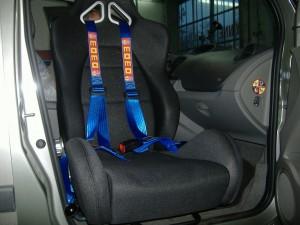 Renault Kangoo (2008r.) fotel WRX