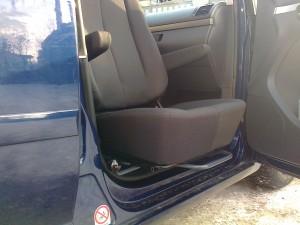 VW Touran fotel KADET